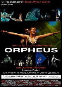 Orpheus 2011 a Roma