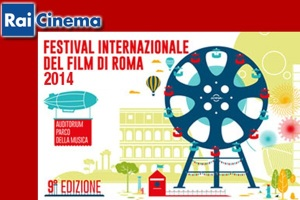 Manifesto IX Festival Internazionale di Cinema di Roma