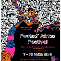 Manifesto Festad'Africa Festival 2013
